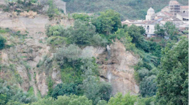 pioggia, sistema fognario, Cosenza, Calabria, Cronaca