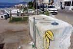 A Messina nuovamente vandalizzate le docce sulla spiaggia di Torre Faro