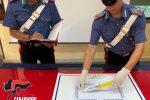 Soverato, tenta un'estorsione armato di coltello: arrestato 55enne reggino