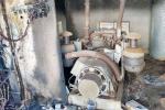 Casa della salute di Chiaravalle, la sala elettrica va a fuoco per un corto circuito