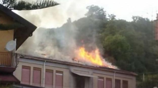 incendio, mili san pietro, scuola, Beppe Picciolo, Messina, Sicilia, Politica