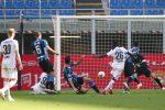 Blackout Inter, il Bologna vince in rimonta 2-1 e lancia la fuga scudetto della Juve