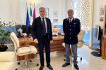 Polizia, il vice questore Ludovico nuovo direttore del Commissariato di Catanzaro Lido
