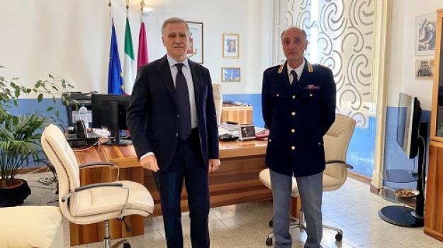 polizia, Andrea Ludovico, Mario Finocchiaro, Catanzaro, Calabria, Cronaca