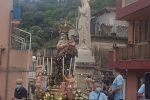 """Messina, un lenzuolo per la Madonna delle Grazie: a Giampilieri celebrazione """"in sordina"""""""