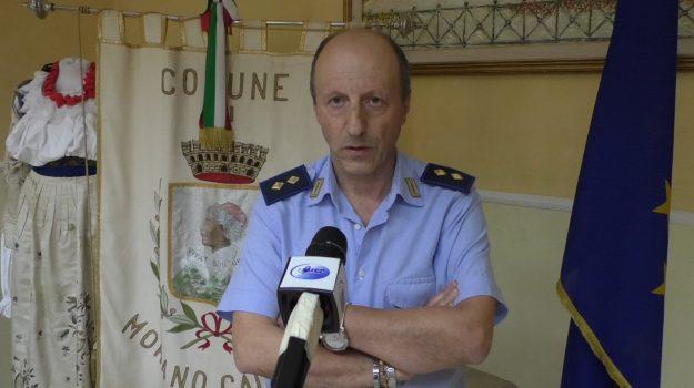 morano, polizia municipale, Nicolò De Bartolo, Cosenza, Calabria, Cronaca