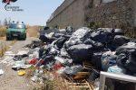 Castrovillari, sequestrate due discariche abusive di rifiuti speciali: indagini in corso