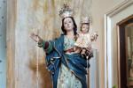 San Nicola da Crissa, il Coronavirus non ferma la devozione per la Madonna del Santo Rosario