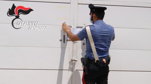 discoteca, sequestro, soverato, Catanzaro, Calabria, Cronaca