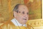 Addio a don Simonato, istituzione della famiglia salesiana messinese