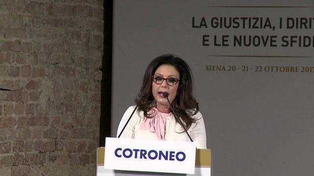 'ndrangheta, minacce, Tommasina Cotroneo, Reggio, Calabria, Cronaca