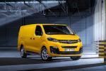 Al via gli ordini per nuovo Opel Vivaro-e
