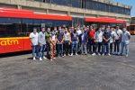Messina, protesta dei lavoratori Atm: sul tavolo il nuovo contratto integrativo