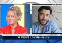 Berruti: «Sono innamorato della Boschi, siamo una coppia bellissima» L'attore conferma la storia d'amore con l'ex ministro durante il programma Rai «C'è tempo per...» condotto da Anna Falchi e Beppe Convertini - Corriere TV