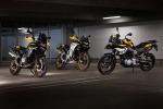 BMW Motorrad presenta le nuove F 750 GS, F 850 GS e F 850 GS Adventure