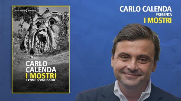 libri, Carlo Calenda, Sicilia, Cultura