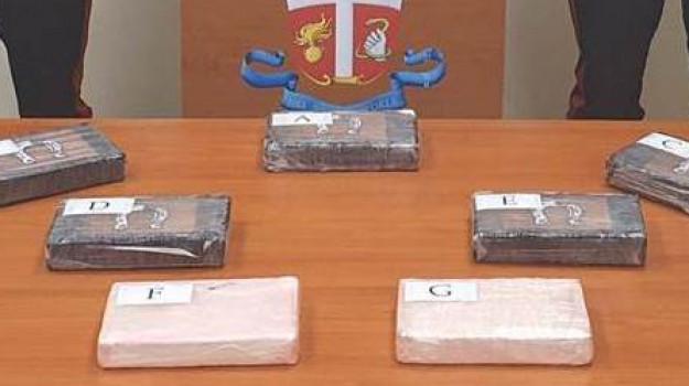 cocaina, droga, Reggio, Calabria, Cronaca