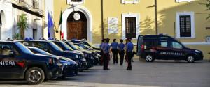 Operazione antidroga a Castrovillari e Cassano, blitz con otto arresti