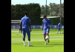 Chelsea, i palleggi da fuoriclasse di Pulisic e Hudson-Odoi I due giocatori del Chelsea hanno regalato un vero spettacolo - Dalla Rete