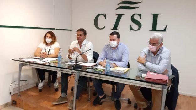 assemblea, ponte, sindacato, Antonino Alibrandi, Sebastiano Cappuccio, Messina, Sicilia, Economia