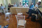 """""""Le risorse del Recovery fund per costruire il Ponte sullo Stretto"""", flash mob a Messina"""