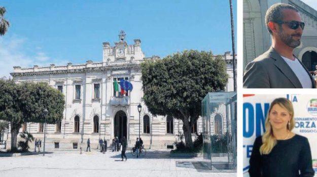 candidato, comunali, lega, Antonino Minicuci, Aurelio Chizzoniti, Giuseppe Lombardo, Tilde Minasi, Reggio, Calabria, Politica