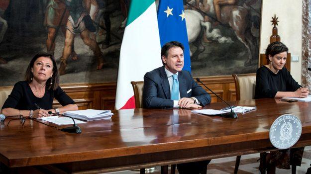 decreto semplificazioni, governo, pubblica amministrazione, Sicilia, Politica