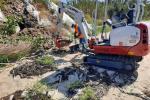 Discariche di Pizzo, ricalibrato l'iter per rimuovere i cumuli di rifiuti