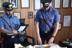 Nascondeva 450 grammi di marijuana in casa, arrestato a San Giovanni in Fiore
