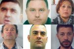 Dalla 'ndrangheta di San Luca droga per 7 milioni in 5 mesi, nomi e foto della retata nella Locride