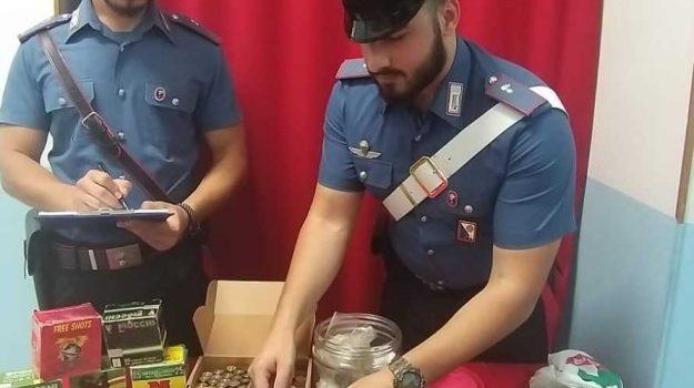 carabinieri, droga, munizioni, Catanzaro, Calabria, Cronaca