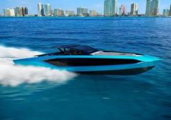 Ecco lo yacht (super esclusivo) Lamborghini da 4.000 cavalli di potenza Il primo yacht di Lamborghini sarà in edizione super limitata e ispirato alla Sián Fkp 37 - CorriereTV