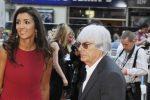 Formula 1, Ecclestone padre per la quarta volta a 89 anni: nato il piccolo Ace