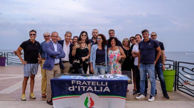 fratelli d'italia, Filippo Pietropaolo, giorgia meloni, Wanda Ferro, Calabria, Politica