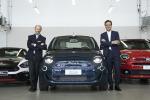 """Fiat, Napolitano presenta il nuovo """"My Dream Garage"""""""