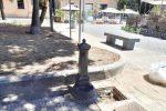 Centro storico di Messina, tornano le fontanelle nelle piazze - Foto