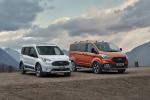 Ford, gamma Active anche per Tourneo e Transit Connect