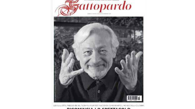 Leo Gullotta, Sicilia, Cultura
