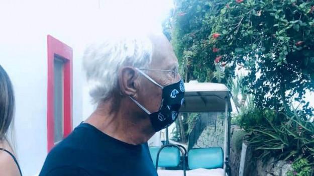 isole eolie, panarea, stromboli, Giorgio Armani, Messina, Sicilia, Società