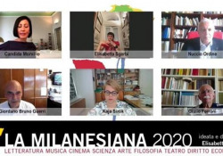 I confini d'Italia. A partire da Dante «La Milanesiana», rassegna ideata e diretta da Elisabetta Sgarbi - Corriere Tv