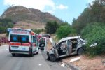 Incidente sulla Palermo-Catania, schianto fra tre mezzi: morta una donna, grave il figlio