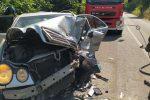 Incidente sulla statale a Spadola, tre persone ferite nello scontro tra due auto