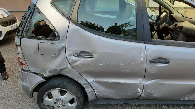 incidente stradale, Messina, Sicilia, Cronaca