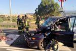 Cropani Marina, scontro tir-auto sulla 106: due morti e due feriti