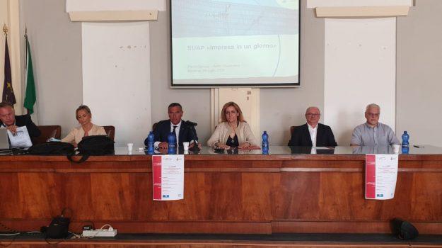 camera di commercio, Messina, Sicilia, Economia