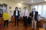 """""""Associazioni e persone della società civile in Calabria"""", incontro a Roma col viceministro"""