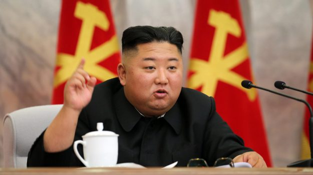 corea del nord, coronavirus, Kim Jong un, Sicilia, Mondo