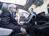 La nuova Fiat 500 debutta al Quirinale e a Palazzo Chigi