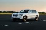 La prima BMW iX3 è pronta per conquistare le strade