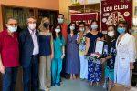 I Leo Club di Barcellona e Capo d'Orlando donano un kit audiometrico all'ospedale di Patti